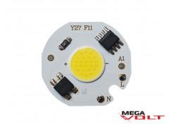 Светодиодный модуль FT-MD-COB 7W (IP20) 220V