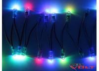 Пиксельный светодиодный модуль D9mm (IP67) 12V
