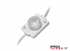 Светодиодный модуль SMD 3030 1LED Plastic (IP67) 12V (loose lens)