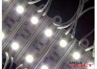 Светодиодный модуль SMD 5050 2LED (IP65) 12V