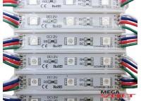 Светодиодный модуль SMD 5050 3LED (IP65) 12V