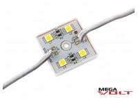 Светодиодный модуль SMD 5050 4LED (IP67) 12V