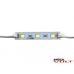 Светодиодный модуль SMD 5054 3LED (IP67) 12V