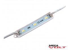 Светодиодный модуль SMD 5730 3LED (IP67) 12V