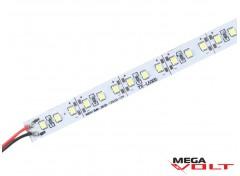 Светодиодная линейка SMD 2835 (120 LED/m) IP20 12V (без отверстий + скотч)