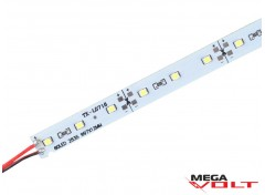 Светодиодная линейка SMD 2835 (60 LED/m) IP20 12V (без отверстий + скотч)