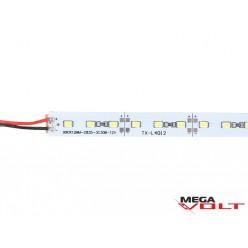 Светодиодная линейка SMD 2835 (90 LED/m) IP20 12V (без отверстий)