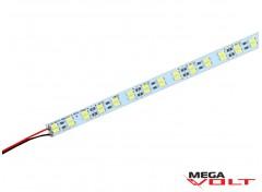 Светодиодная линейка SMD 5630 (144 LED/m) IP20 12V (без отверстий + скотч)