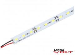 Светодиодная линейка SMD 5730 (72 LED/m) IP20 12V (с отвестиями + скотч)