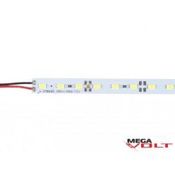 Светодиодная линейка SMD 5730 (72 LED/m) IP20 12V (с отверстиями)