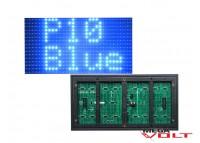 Светодиодный модуль P10 DIP (IP65) Blue