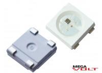 Светодиод SMD 5050 RGB WS2812B BIN1