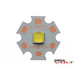 Сверхъяркий светодиод Cree XHP50 Star 19W 20mm