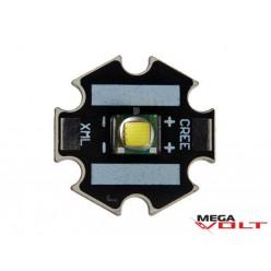 Сверхъяркий светодиод Cree XM-L T6 Star 10W 21mm