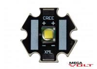 Сверхъяркий светодиод Cree XM-L2 T6 Star 10W 21mm