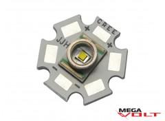 Сверхъяркий светодиод Cree XR-E Q3 Star 3,7W 21mm