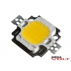 Сверхъяркий светодиод LED 10W White 800 Lm (600mA) econom