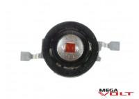 Сверхъяркий светодиод LED 1W Red econom
