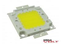 Сверхъяркий светодиод LED 30W White 3200 Lm (900mA)