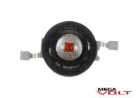 Сверхъяркий светодиод LED 3W Red