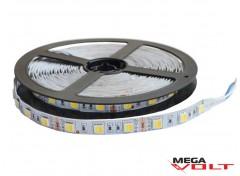 Светодиодная лента SMD 5050/60 (IP20) standart 12V (Multi white)