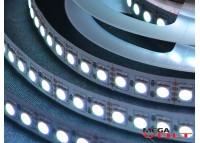 Светодиодная лента SMD 5050 (120 LED/m) RGB IP20 standart 12V