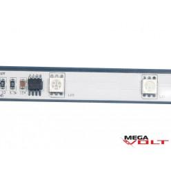 Светодиодная лента SMD 5050 (30 LED/m) RGB RW 1LED IP68 premium 12V (бегущая волна)