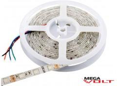 Светодиодная лента SMD 5050/60 (IP65) RGB premium 12V