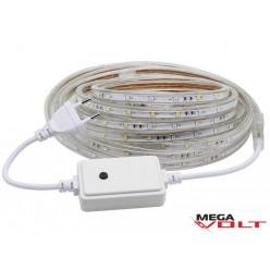 Светодиодная лента-гирлянда SMD 2835 (48 LED/m) IP65 220V
