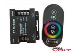 RGB контроллер RF 1440W 220V (touch) black