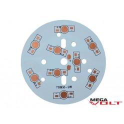 Подложка LED Mount 9pcs
