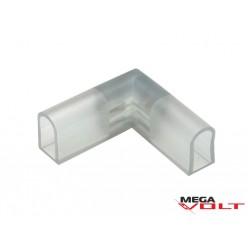 L-Коннектор для LED NEON (2 разъёма + 2pin (2шт))
