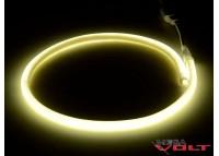 Гибкий неон Flex 220V SMD 2835 (120 LED/m) IP67 White (круглый)