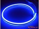 Гибкий неон Flex 220V SMD 2835 (120 LED/m) IP67 Blue