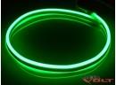 Гибкий неон Flex 220V SMD 2835 (120 LED/m) IP67 Green