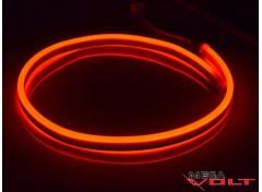 Гибкий неон 220V SMD 2835 (120 LED/m) IP67 Red