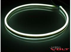 Гибкий неон 220V SMD 2835 (120 LED/m) IP67 White