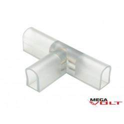 T-Коннектор для LED NEON (3 разъёма + 2pin (3шт))