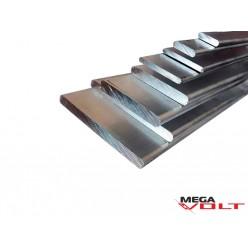 Алюминиевая полоса АД31 Т5 10х2мм (анодированная)
