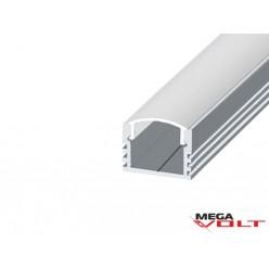 Алюминиевый профиль LP-12 (анодированный)