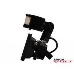 Светодиодный прожектор COB 10W 220V IP65 (Black) with MS