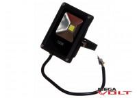 Светодиодный прожектор COB 10W 220V IP65 (Black)