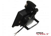 Светодиодный прожектор COB 20W 220V IP65 (Black) with MS