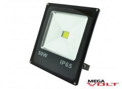 Светодиодный прожектор COB 50W 220V IP65 (Black)