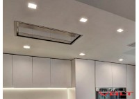 Встраиваемый светодиодный светильник 3W slim (square)