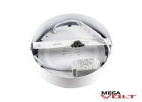 Накладной светодиодный светильник 12W (round)