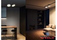 Накладной светодиодный светильник 18W (round)