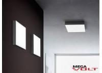 Накладной светодиодный светильник 18W (square)