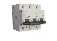 Автоматический выключатель силовой 80A 4,5kA 230-400V IP20