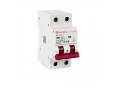 Автоматический выключатель 2P 20А  4,5kA 230-400V IP20